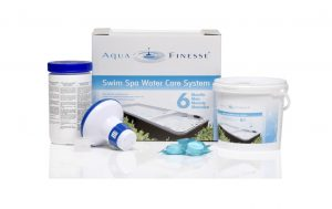 Aquafinesse Swim Spa Set
