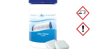 Filterreiniger AquaFinesse Tabs