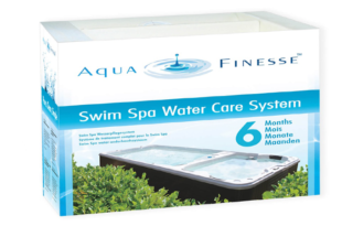 AquaFinesse Swim Spa Box